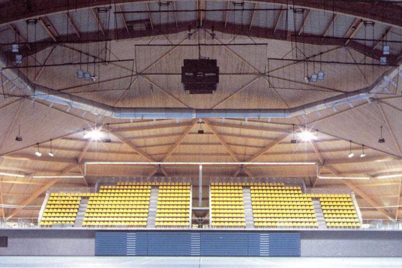 Indoor Sportcentrum Eindhoven | Lüning - Ingenieurs in ...
